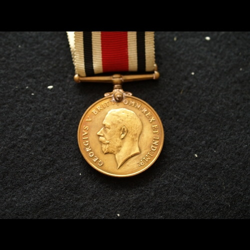 Geo V Special Constabulary Long Service Medal PC Richard Swaffield - product image
