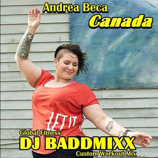 Andrea WTF 10Min WarmUp 100-1. DJ Baddmixx