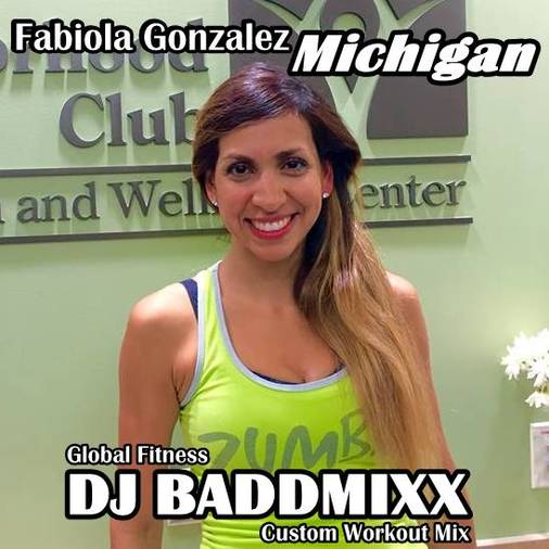 Fabiola Is Sexy 8Min WarmUp 1. DJ Baddmixx