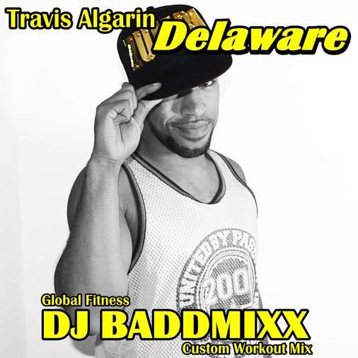 Travis Rocks An 8Min WarmUp 1. DJ Baddmixx